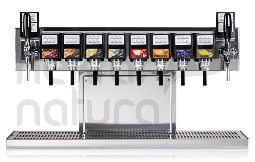 Nektar Natura Classic Tower Console Dispensing System